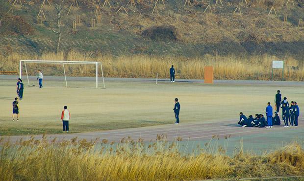 Men of Football and Jokgu