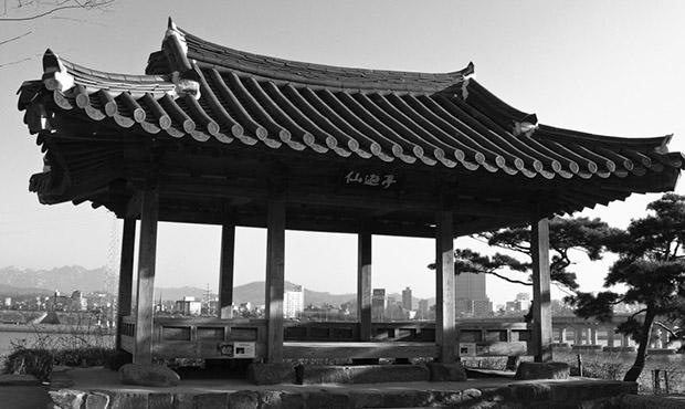 Korean Roof Tiling