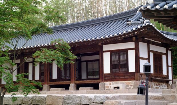 Traditional Korean House