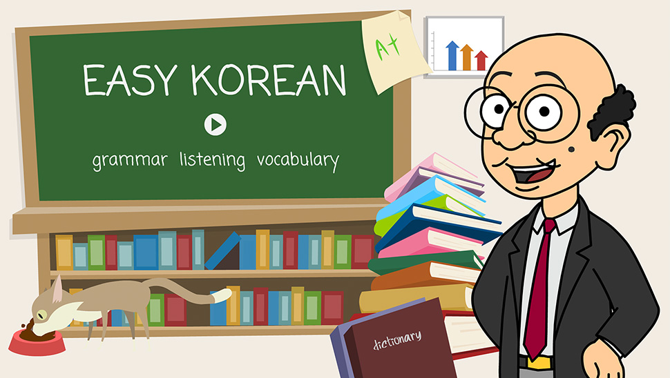 Learn Korean the Easy Way