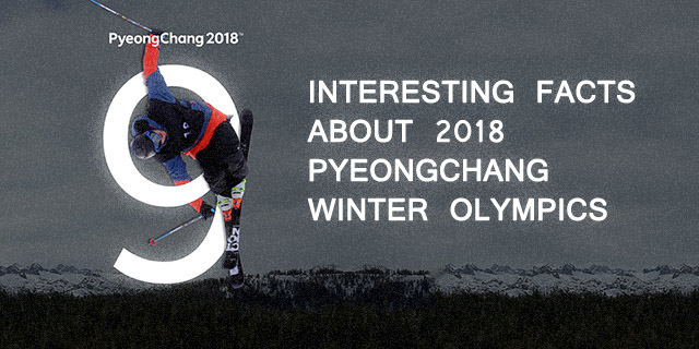 Know these facts to make the most of the 2018 Winter Olympics